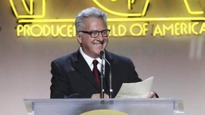 El actor Dustin Hoffman, en una imagen de archivo.