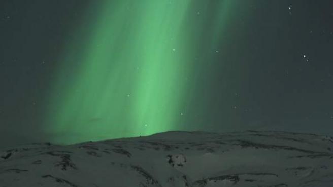 Una aurora, en una imagen de archivo.