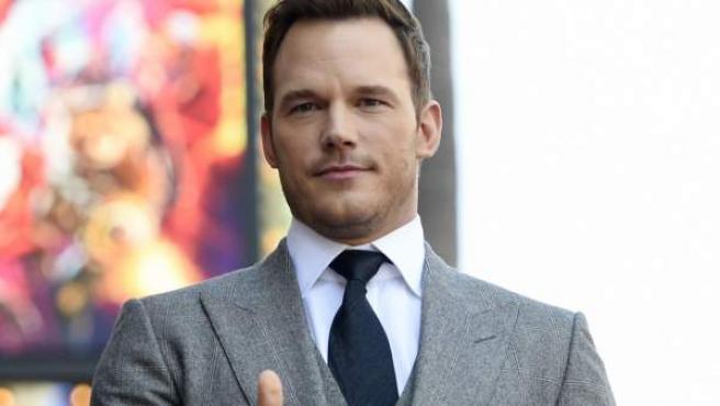 Una imagen del actor Chris Pratt.