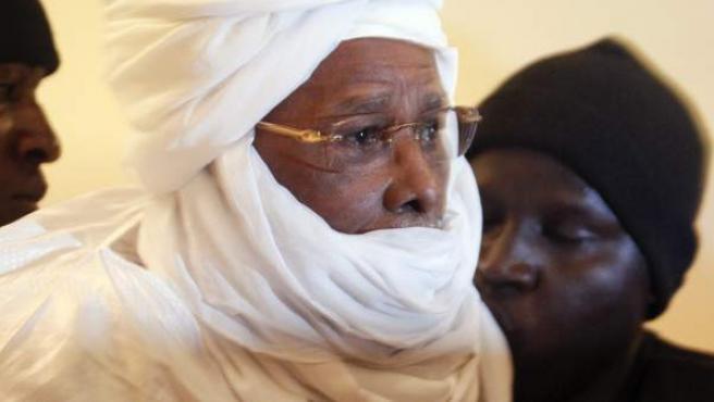 Hissène Habré, el expresidente y dictador de Chad, condenado a candena perpetua.