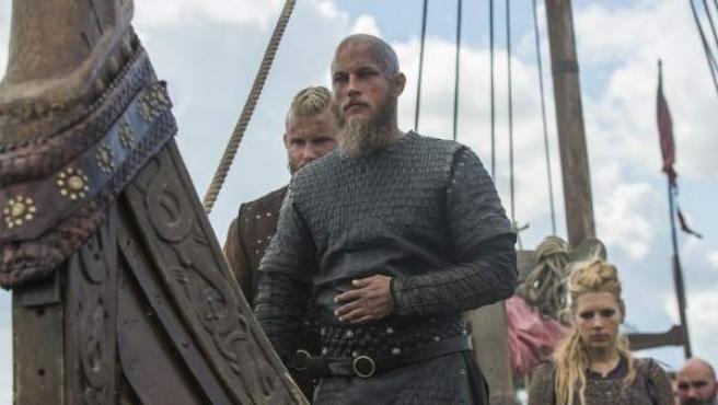 Imagen de la serie 'Vikingos'.c