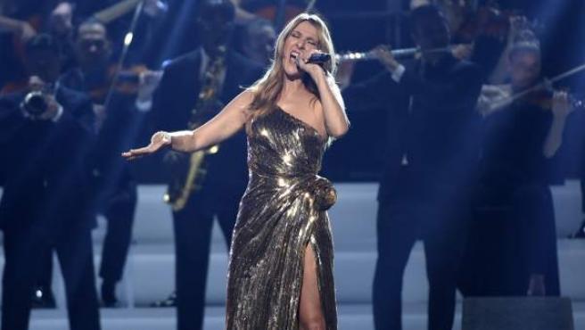 La cantante en los Billboard Music Awards 2016, en Las Vegas.