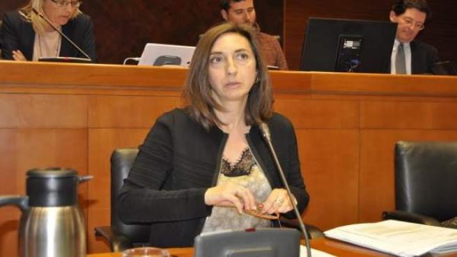 La directora general de Trabajo, Soledad de la Puente