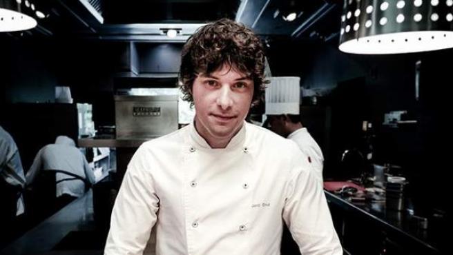 El cocinero y presentador de MasterChef Jordi Cruz.
