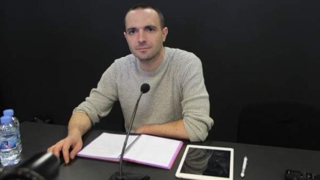 Luis Alegre, ex secretario general en Madrid y miembro del equipo fundador de Podemos.
