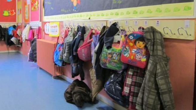 Imagen de un centro de segundo ciclo de educación infantil.