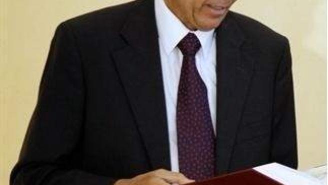 El Fiscal Jefe De Madrid, Manuel Moix.