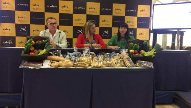 La Feria de la Rosquilla de Alhama de Almería mostrará productos artesanos.