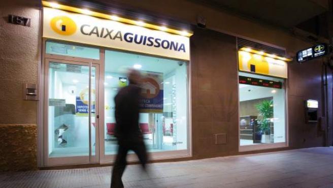 Sucursal de Caixa Guissona
