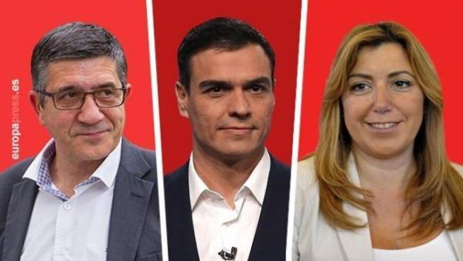 Candidats PSOE