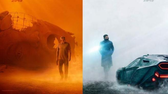 Los nuevos pósters de 'Blade Runner 2049'