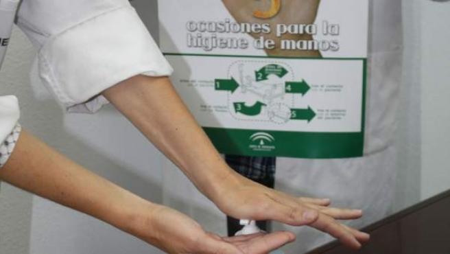 Camapaña higiene manos