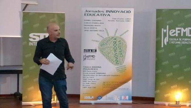 Jornadas sobre innovación educativa de STEI