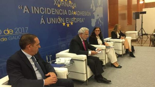 Jornada sobre la UE en el Parlamento de Galicia