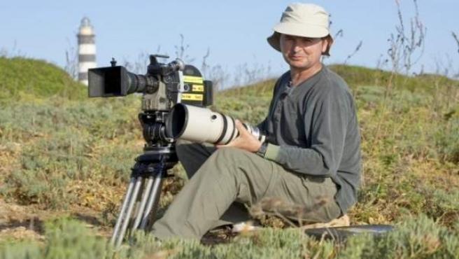 Toni Escandell, director documental 'Náufragos de la evolución'