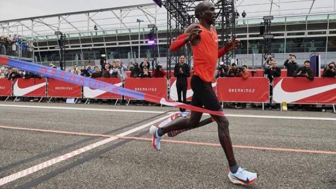 años Formación Eliminación  Kipchoge rompe el récord de maratón y se queda a 25 segundos de bajar de  las dos horas