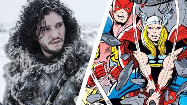 Las cartas del autor de 'Juego de Tronos' a los padres de Marvel