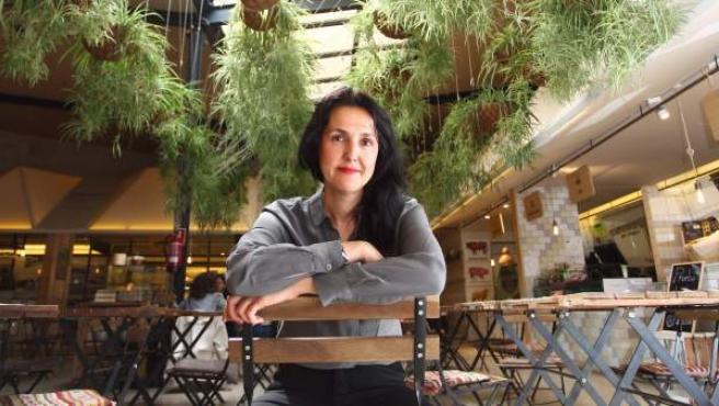 Brenda Chávez, periodista y escritora.