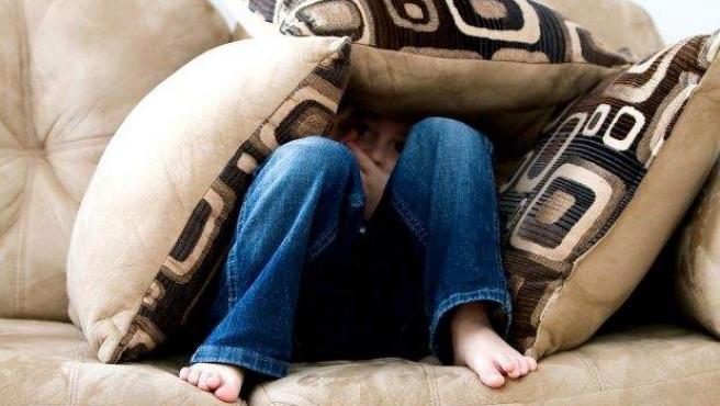 El miedo de las niñas y los niños expuestos a la violencia tiene repercusiones de por vida.