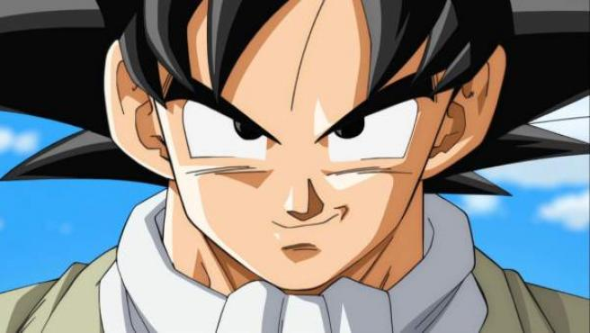 Goku en 'Dragon Ball Super'.