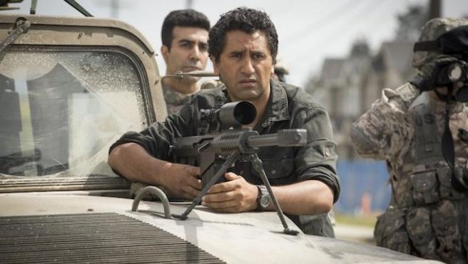 Cliff Curtis llega a las secuelas de 'Avatar' desde 'Fear the Walking Dead'