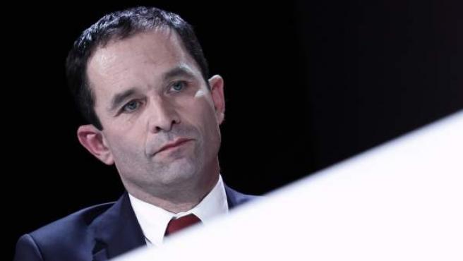 El socialista francés Benoît Hamon.