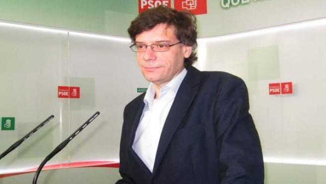El diputado del PSOE por Sevilla Carmelo Gómez