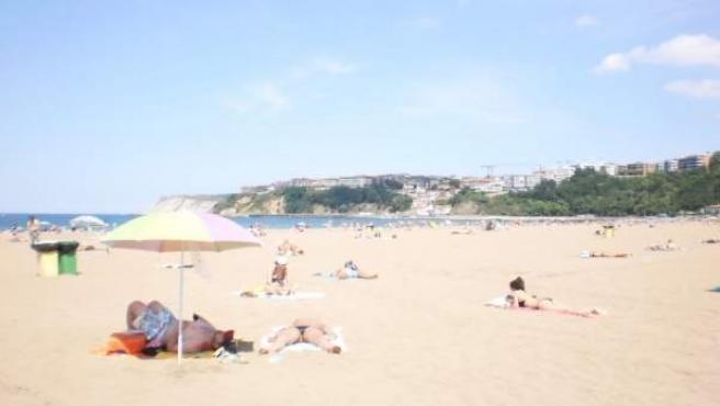Playa de Getxo