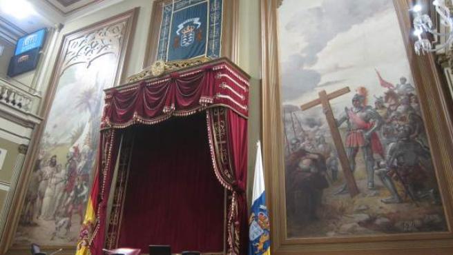 Lienzos Del Parlamento