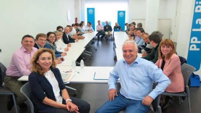 Reunión Logroño