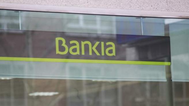 Una sucursal del banco Bankia, en una imagen de archivo.