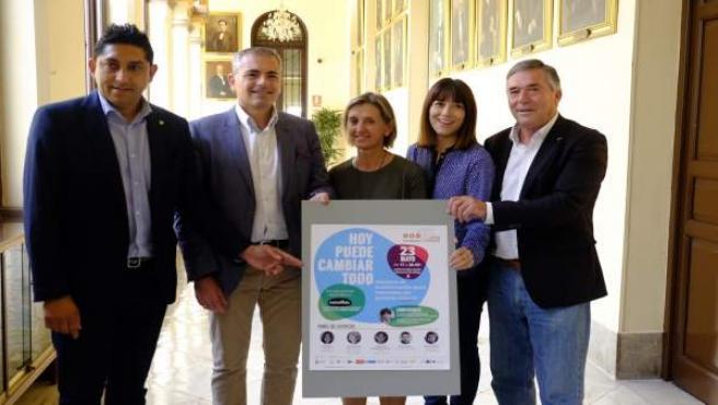 El Ayuntamiento De Málaga Informa: La Fundación Harena Dedica Su Décimo Aniversa
