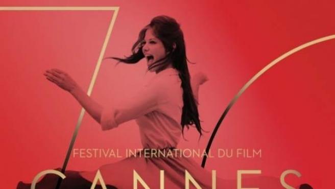 Claudia Cardinale protagoniza el cartel de Cannes 2017.