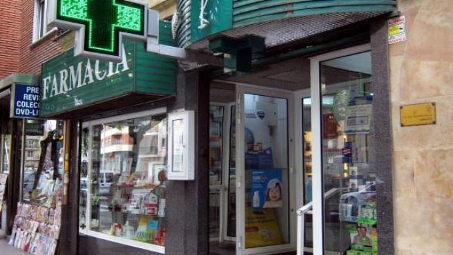 Salamanca: Farmacia
