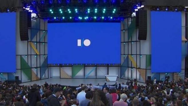 Evento de presentación de los nuevos productos de Google.
