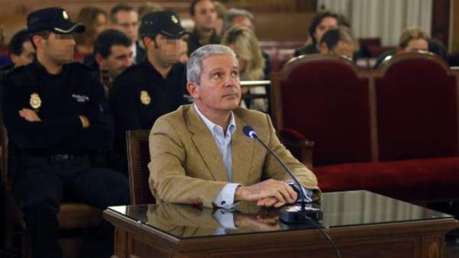 Pablo Crespo, considerado uno de los cabecillas de la trama corrupta del 'caso Gürtel'.