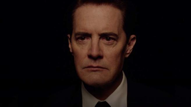 Kyle MacLachlan vuel ve a encarnar al agente Dale Cooper en la nueva temporada de 'Twin Peaks'.