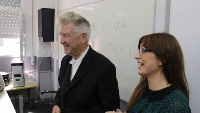 La maestra que soñó con David Lynch