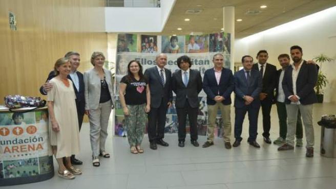 El Ayuntamiento De Málaga Informa: Foto La Fundación Harena Moviliza La Vocación