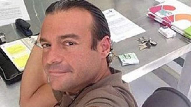 El empresario José Luis Aneri.