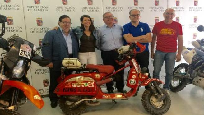 La 'Desert Adventure Costa de Almería' une deporte y turismo en una prueba.