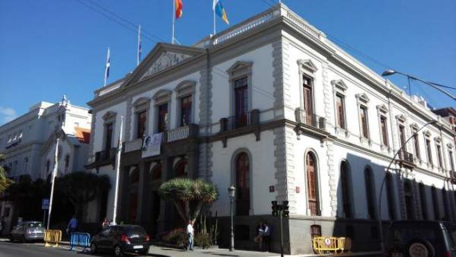 Ayuntamiento de Santa Cruz