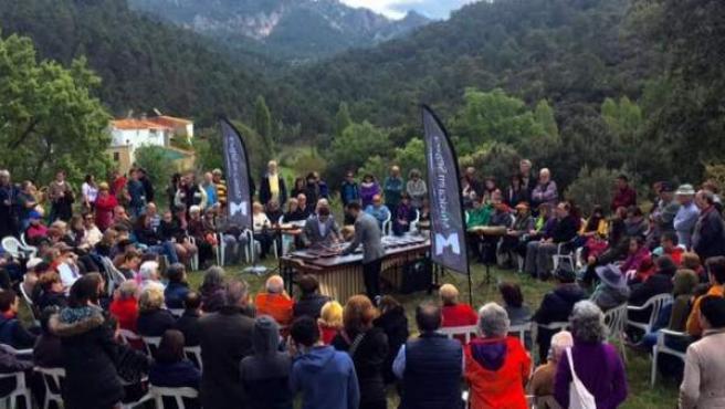 <p>Uno de los conciertos de la edición del festival Música en Segura de 2016.</p>