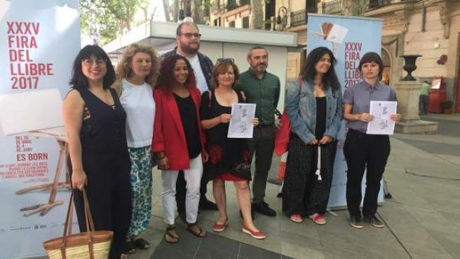 Presentación de la XXXV Feria del Libro 2017 de Palma