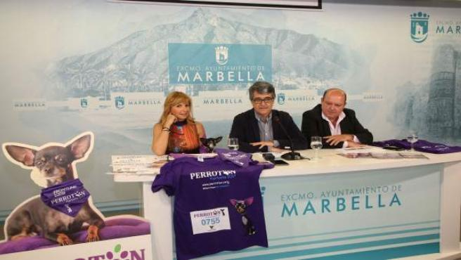 Presentación de Perrotón Marbella 2017