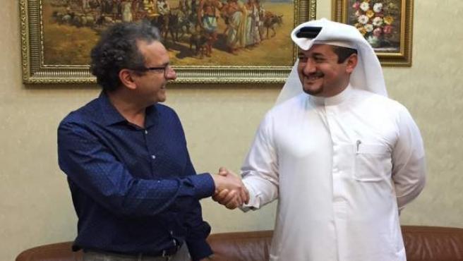 Tecnología Riojana Para Cultivar Champiñón En El Golfo Pérsico