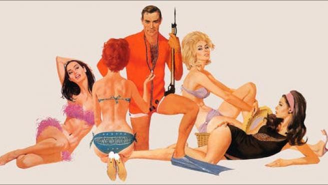 12 cosas que (probablemente) no sabías de la saga de James Bond
