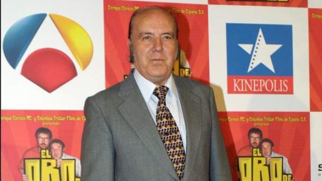 El humorista Chiquito de la Calzada, en una imagen de archivo de 2003.