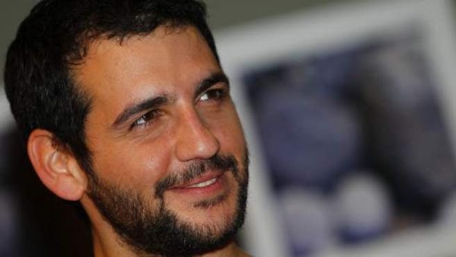 El actor y músico Fran Perea