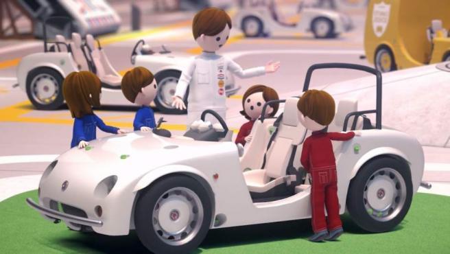 Los niños tendrán la oportunidad de probar el proceso de obtención del carné de conducir en la Escuela Camatte.
